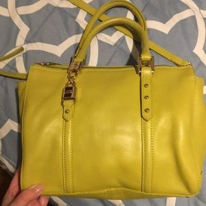 Juicy couture lime green Crossbody
